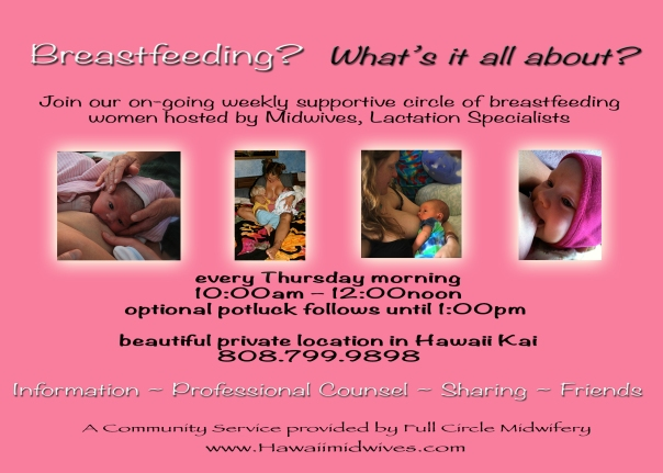 Breastfeeding Circle